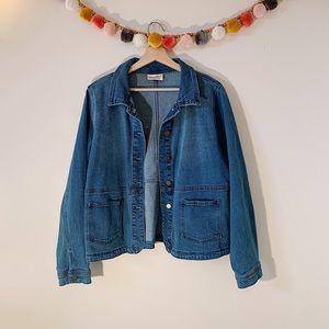 Universal Thread Jean Jacket size XL
